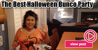 Halloween Bunco